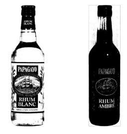 papagayo şişeler